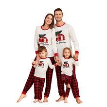 Рождественская одежда для родителей и детей aa 2020 Классическая