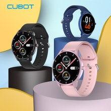 IP68 Wasserdichte SmartWatch Cubot W03 Android IOS Sport Uhr für Männer Frauen Herz Rate Kalorien Fitness Tracker Uhr Für Xiaomi