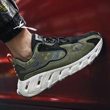 Hiking Shoes Breathable Men's Lace Sapatos Wear-Resistant Professional Hombre