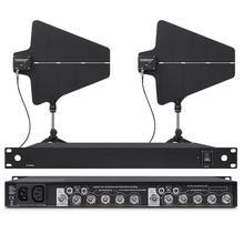Антенный распределитель системы 470-952 МГц сценический высокопроизводительный микрофон для караоке портативный микрофон беспроводной