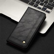 حافظة جلدية فاخرة لهاتف OnePlus 8 7T 7 Pro 5G Nord مغناطيس فتحة للبطاقات محفظة محفظة محفظة لهاتف One Plus 8 7T 7 Pro Funda