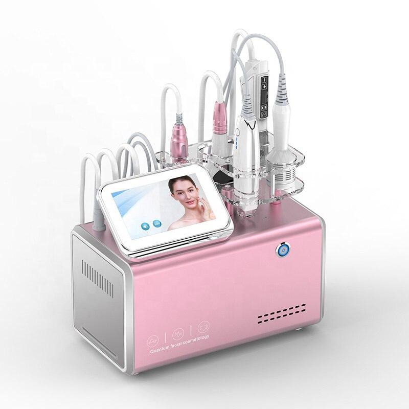 5 в 1 криотерапия машина для лица/бионический массаж клипса EMS подъемная машина/вакуумное охлаждение лица Лифт машина для удаления морщин