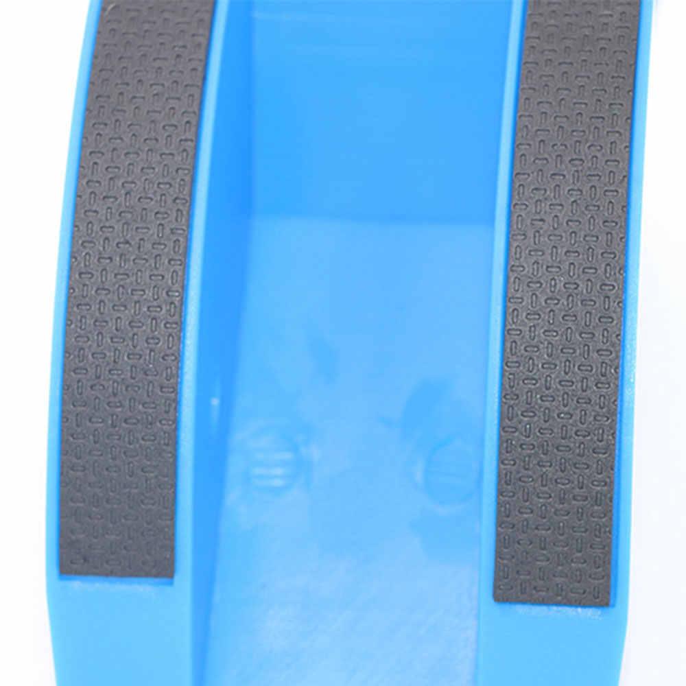 רגל אלונקה קרסול למתוח לוח עבור שרירים עגל למתוח יוגה כושר ספורט עיסוי דוושת יוניסקס אימון יוגה כושר