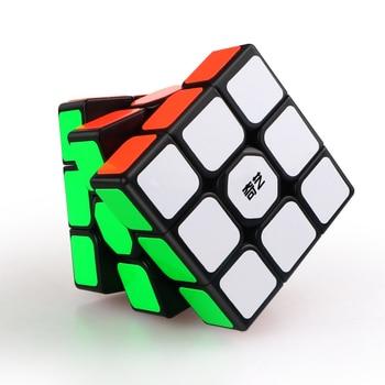 Rubik's Cube 3x3x3 cube Professional 5.7CM Speed Cube For Puzzle Cube Neo Cubo Magico Sticker For Children Education toys yongjun diamond symbol 3x3x3 magic cube yj 3x3 professional neo speed puzzle antistress fidget educational toys for children