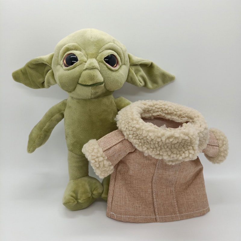 Star Wars 18-30cm Baby Yoda Plush Toy Soft Animals Stuffed Doll Kids Gift