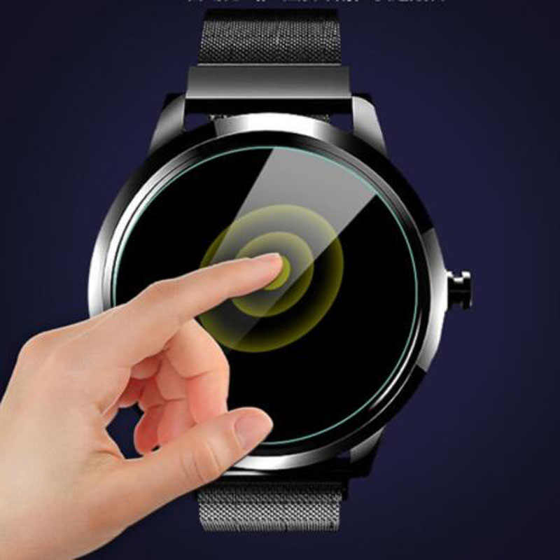 Film de protection en verre trempé pour Lenovo montre intelligente 9 X Plus Xplus Smartwatch écran trempé couvercle de protection d'écran