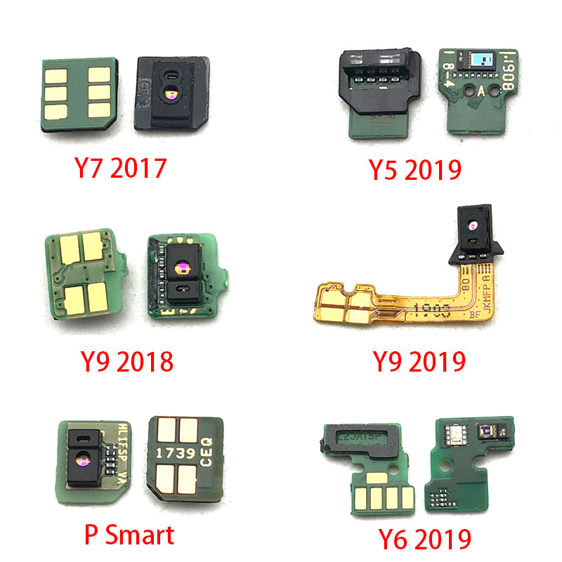 New Proximity Light Sensor Flex Cable Distance Sensing Connector For Huawei Y7 2017 Y9 2018 Y5 2019 P Smart