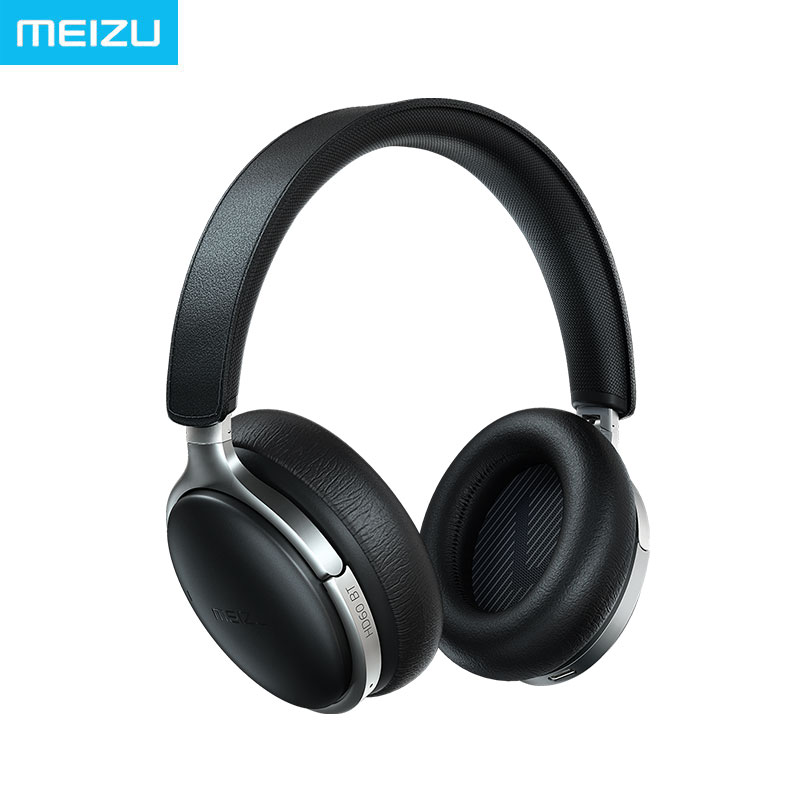 Meizu HD60 Headphone Bluetooth 5.0 Headband Hi Res certified support aptX and Smart Voice Assistant Remote Touch Control - 2
