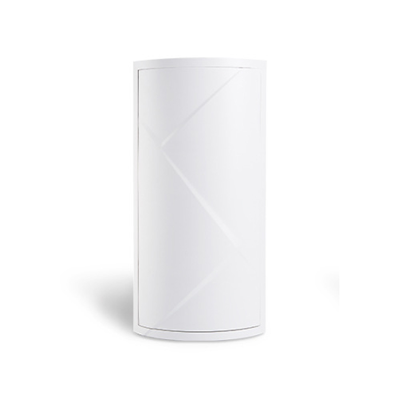 360 Degree Rotating Kitchen Toilet Shelf Corner Bathroom Storage Rack Cabinet
