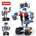 MOC Kreative 17101 App Control EV3 Roboter Stiefel Programmierung Kreative Toolbox Set Bausteine Ziegel kinder Für Kinder Spielzeug