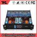 TKL professional power amplifier 4 Channel 4*7000W 2ohms Class TD TP20000Q stage DJ Subwoofer power amplifier
