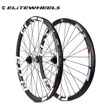 29er 33mm 너비 29mm 높이 hookless mtb 탄소 wheelset MTB DT350 허브와 29 inch 탄소 산악 자전거 바퀴