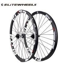 Rodas de carbono sem capuz de 29er e 33mm, rodas de bicicleta de montanha com carbono, 29 polegadas e altura, mtb dt350 hub