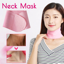 Hydrating Moisturizing Women Neck Mask Damage Repair Anti Aging Reduce Dry Lines