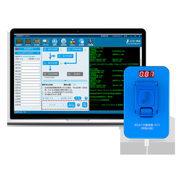 JC P11 BGA110 NAND Programcı IPhone 8 8P X Için XR XS XSMAX NAND Flash Apple NAND SYSCFG Okuma Yazma ücretsiz Kullanım Ve C2