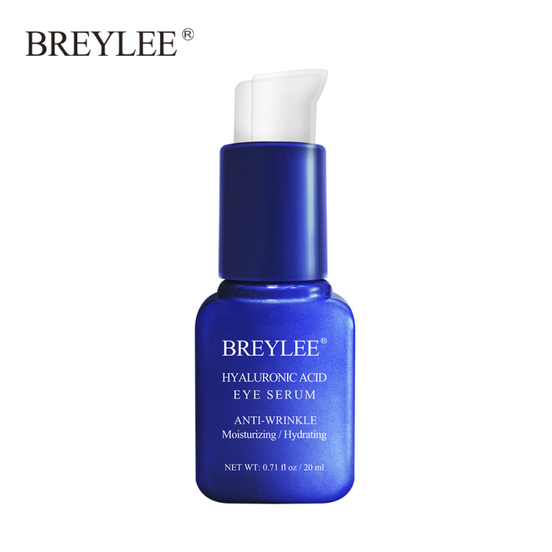BREYLEE Eye Cream Peptide Collagen Serum Anti-Wrinkle Anti-Age Remover Dark Circles Eye Care Against Puffiness And Bags TSLM2