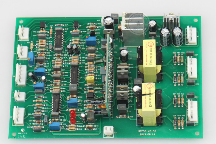 MIG-250/300 Control Board NBC315 Single Tube Gas Shielded Welder Drive Board Circuit Board