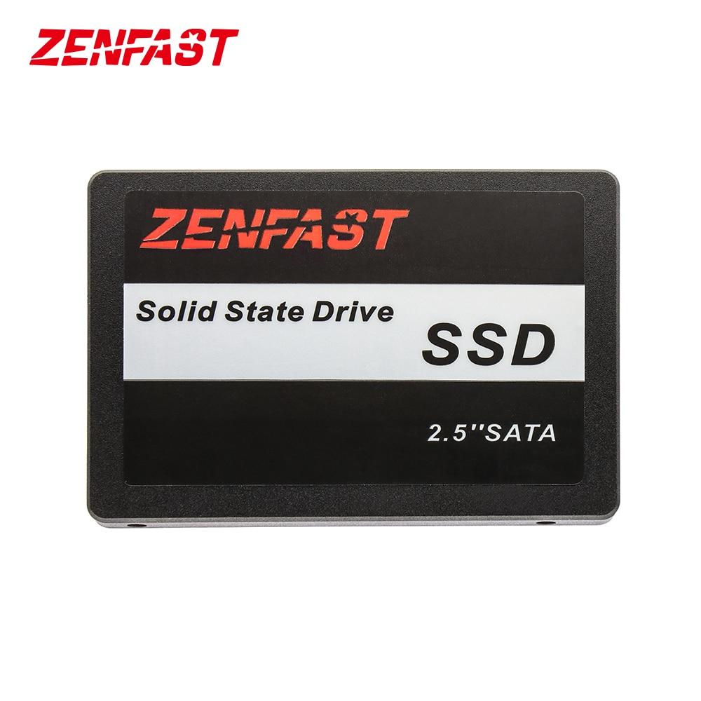 ZENFAST disco duro interno para ordenador portátil y de escritorio, disco duro de estado sólido de 2,5 pulgadas, SATA3 SSD 1 TB 120gb 128gb 240gb 256gb 480GB 512GB
