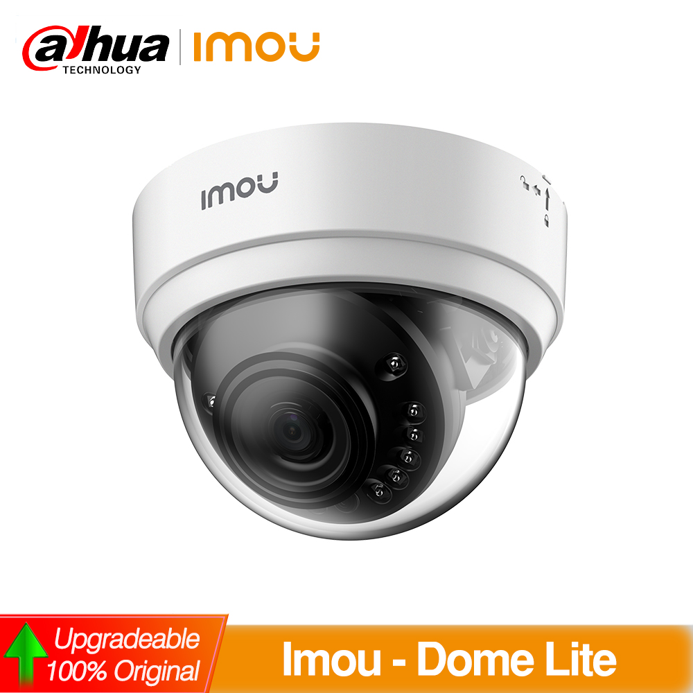 <font><b>Dahua</b></font> IMOU IPC-D22 IPC-D42 Dome Lite 2MP <font><b>4MP</b></font> Wifi <font><b>Camera</b></font> H.265 Wireless <font><b>Camera</b></font> Cloud Sd Card Storage Built-in MIC IP67 image