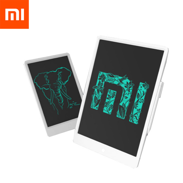 New Xiaomi Mijia LCD Writing Tablet with Pen Digital Drawing Electronic Handwriting Pad Message Graphics Board For Kids or work