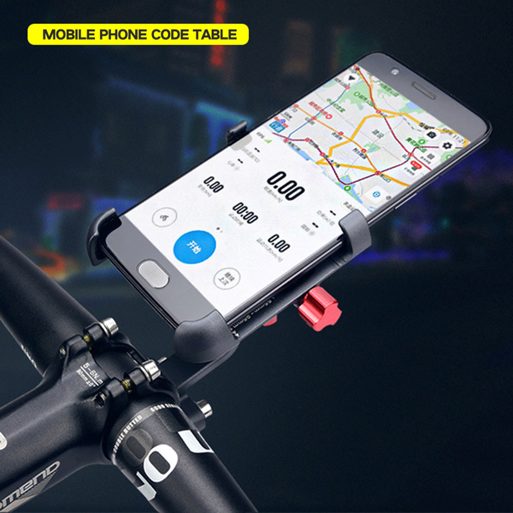 Promend Bike Mobile Phone Holder With 360 Degree Rotatable For Bike Car Bicycle 6