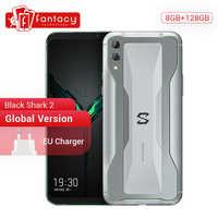 Global Version Xiaomi Black Shark 2 8GB 128GB Gaming Phone Snapdragon 855 Octa Core 6.39