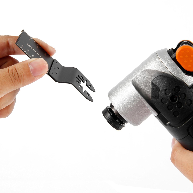 lâmina oscilante multi kit de corte de