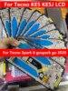 Tested  for Tecno Spark 6 go/spark go 2020 Display with Touch Screen Frame for Tecno KE5 KE5J LCD Pantalla
