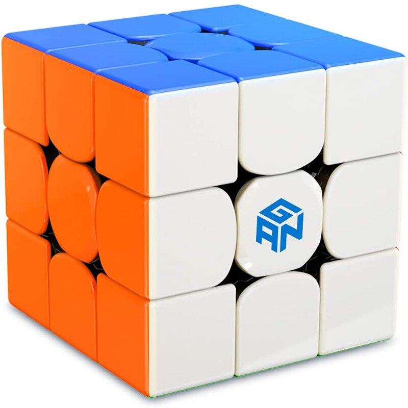 GAN 356RS 3x3x3 магический куб 3x3 скоростной Куб обновленная версия кубик-головоломка без наклеек 3x3x3x3 GAN 356RS волшебный кубик