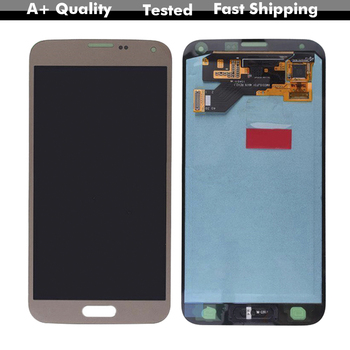 For Samsung Galaxy S5 NEO SM-G903M G903 G903F G903M Display Screen Digitizer Touch Panel Glass Sensor Assembly Replacement Part image