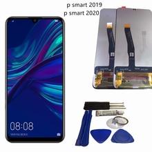 Оригинальный ЖК-дисплей для HUAWEI p smart 2019/p smart 2020, ЖК-дисплей с сенсорным экраном и дигитайзером в сборе, замена с p smart 2020