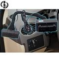 Farol do carro interruptor do farol longe sensor dimmer controlador hid atraso de iluminação kit inteligente para ford focus 2 3 mk2 mk3 2005-2013