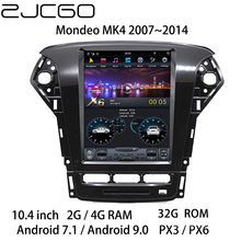 цена на Car Multimedia Player Stereo GPS DVD Radio Navigation Android Screen for Ford Mondeo MK4 2007 2008 2009 2010 2011 2012 2013 2014