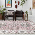 Vintage Morocco Carpet Bedroom Living Room Area Rugs Parlor Sofa Tea Table Mat Study Rugs Children Persian American Style Carpet