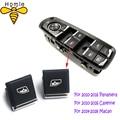 Высокое качество, новый набор, кнопка переключения окон для Porsche Cayenne Panamera 7PP959855C 7PP959858RDML 7PP959858MDML