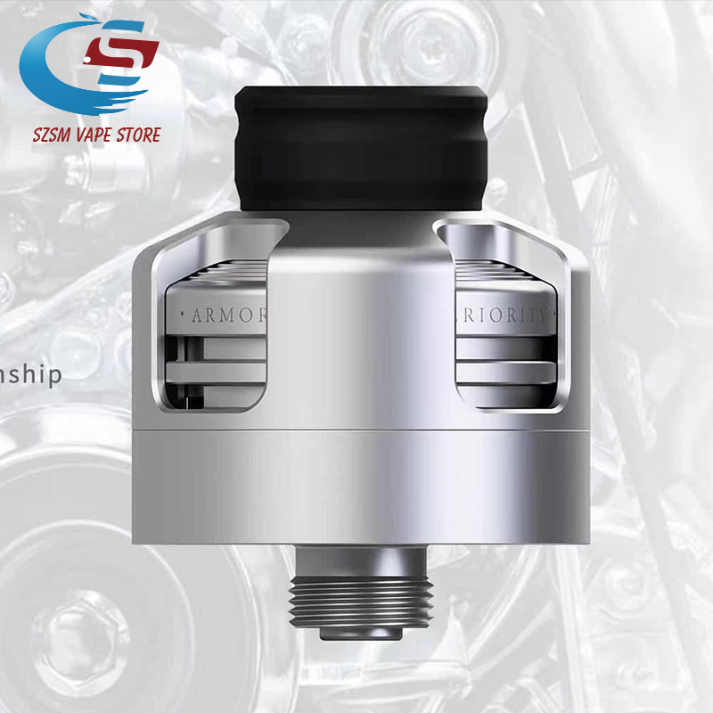 Armor mods engine <font><b>rda</b></font> Rebuildable Dripping Atomizer with bf pin <font><b>22mm</b></font> 316 ss 510 thred Top oiling diy edc Atty vs sxk <font><b>GOON</b></font> <font><b>rda</b></font> image