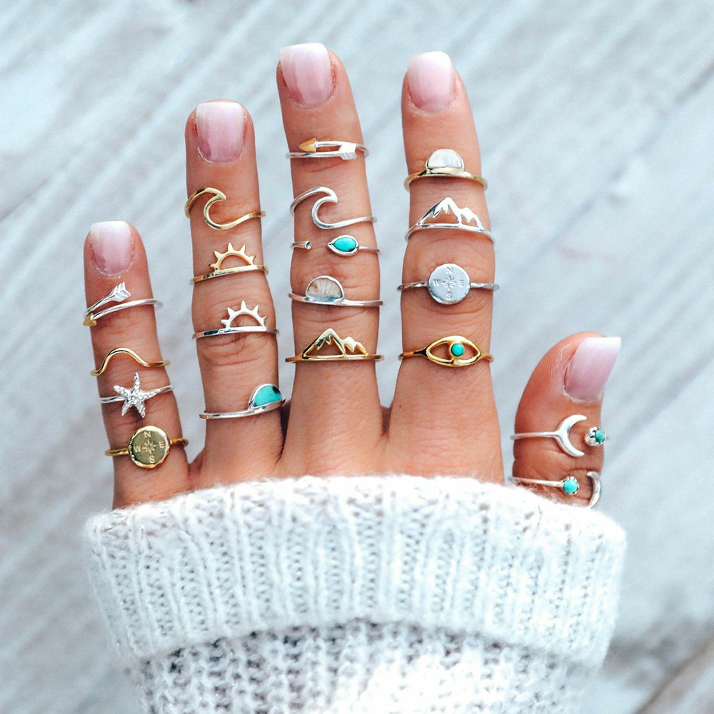 Adventurer Ring Set 7