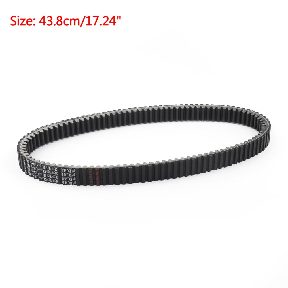 Artudatech Drive Belt For SYM MAXSYM 400i ABS 2011 2012 2013 2014 2015 23100-L4A-0001 Accessories
