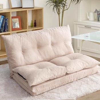 Adjustable Fabric Sofa Folding Sofa Bed Chaise Lounge Chair Home Living Room Furniture Modern Floor Couch furniture home furniture living room furniture sofa tables shan farmers 1128