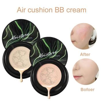 Mushroom Head Make up Air Cushion Moisturizing Foundation Air-permeable Natural Brightening Makeup Care BB Cream 1