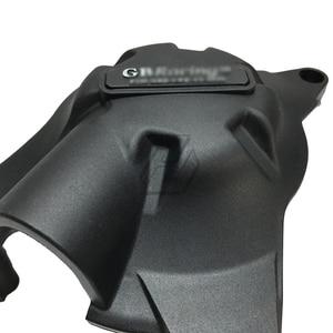 Image 5 - אופנועים מנוע כיסוי הגנת מקרה עבור GB מירוץ מקרה עבור ימאהה YZF600 R6 2006 2019
