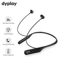 Aktive Noise Cancelling Kopfhörer Drahtlose Neckband Headsets Bluetooth in-Ohr Leichte Wasserdichte Ohrhörer Online Konferenz