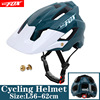 BATFOX Homens Capacete Da Bicicleta Capacete de Mountain Bike XC TRAIL MTB Ultraleve Capacete Estrada Integ-Moldado cruz Ciclo Ciclismo BMX capacete 12