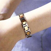 Полезный магнитный браслет для женщин Магнитный электротерапии