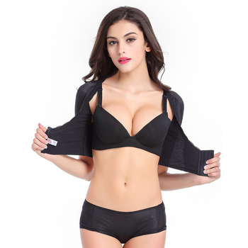 Invisible Arm Slimming Shaper Slimmer Chest Corrective Lifting Underwear plus size Shapewear Weight Loss Tops 2