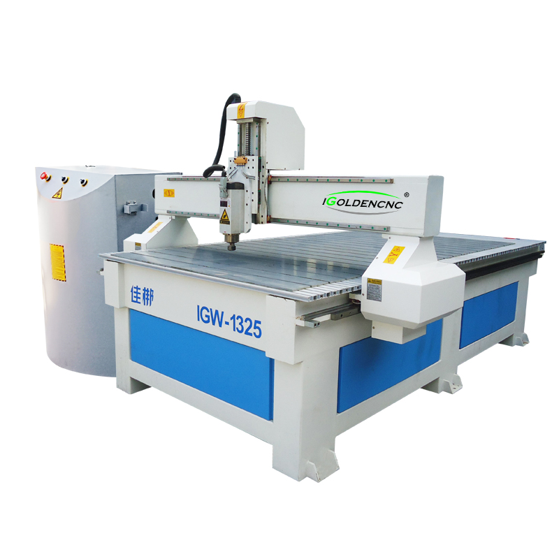 Hot Sell 1325 3d Wood Cnc Router 4*8 Ft Cnc Woodworking Machine