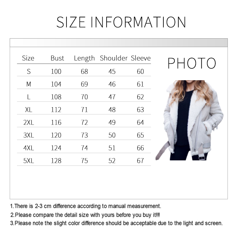 Winter Women Keep Warm Coat Women New Fashion Sexy Casual Zipper Long Sleeve Loose Thick Outerwear