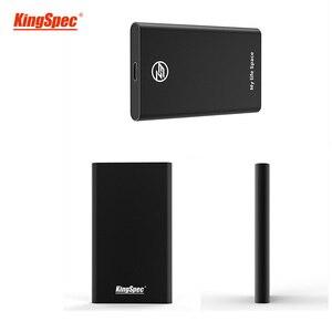 Image 4 - Kingspec Externe SSD 512gb USB 3.1 500gb Tragbare Externe Festplatte Stick Typ c Solid State Disk USB 3.0 für laptop Destop