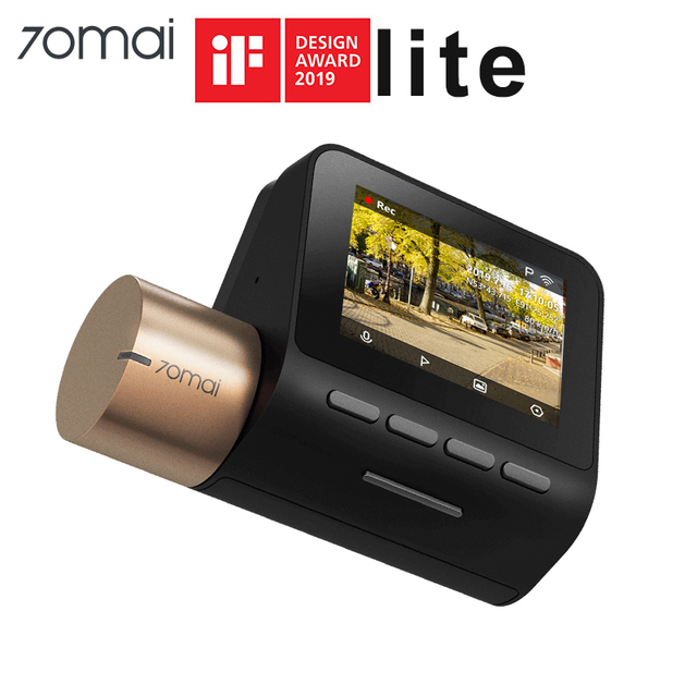 70mai Dash Cam Lite DVR 1080P Video Recording Dash Camera Wifi Function Car DVR Advanced Assistance System Driving Recorder