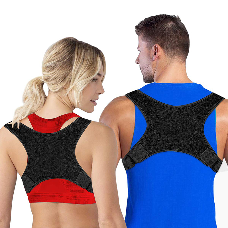 Поддерживающий Пояс, регулируемый Корректор осанки для спины, позвоночника, спины, плеча, поясницы, коррекция осанки для de postura hombre/mujer